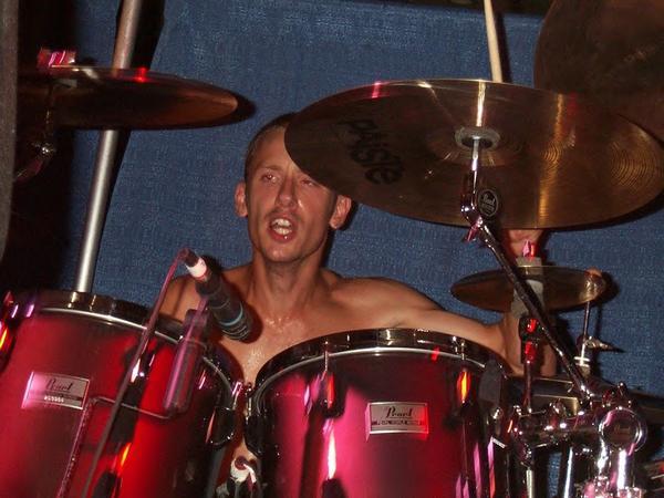 Supergenius @ Toledo Music Fest, 2002